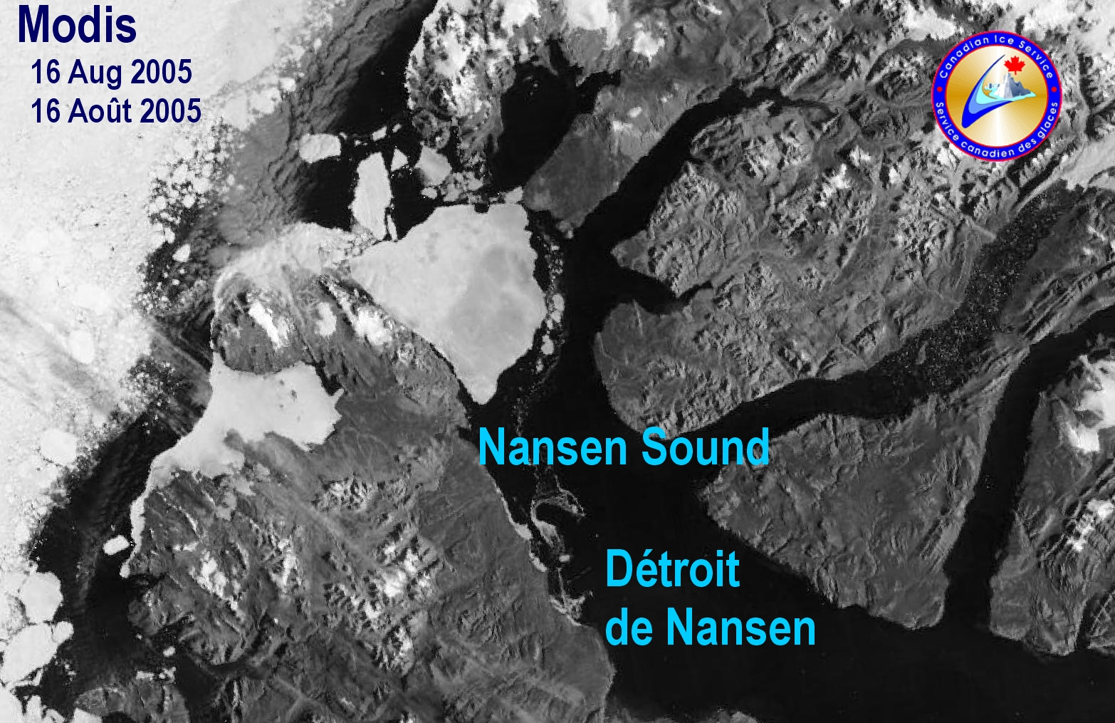 Image of Nansen Sound